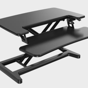 sit stand desk convertor