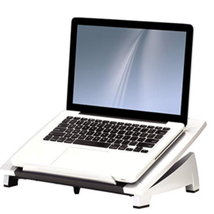 Fellowes laptop riser