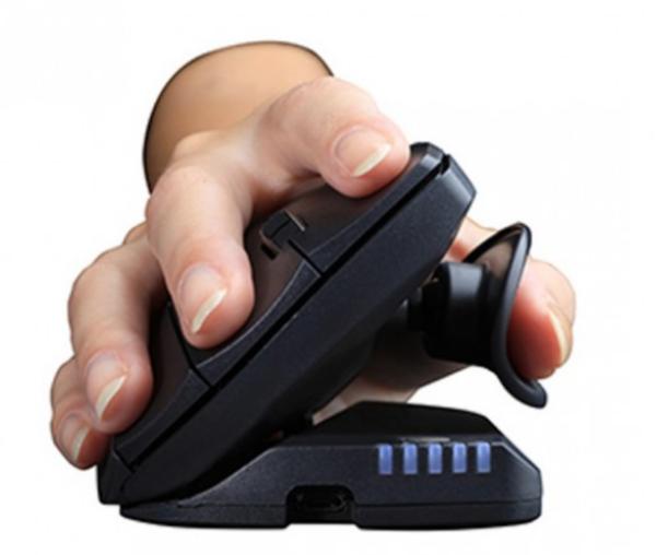 Contour Unimouse - Wireless [Ergonomic mouse]