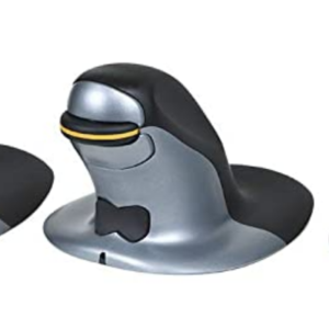 Penguin Ambidextrous Vertical Mouse Wired - Small, Medium, Large
